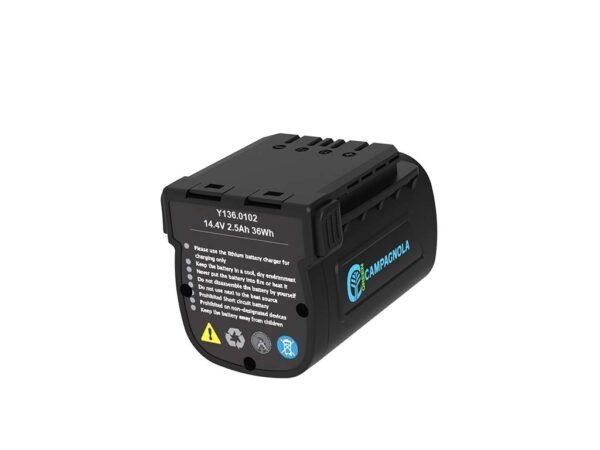 Batteria per STARK M, NEXI e STARBERRY MD2 Campagnola